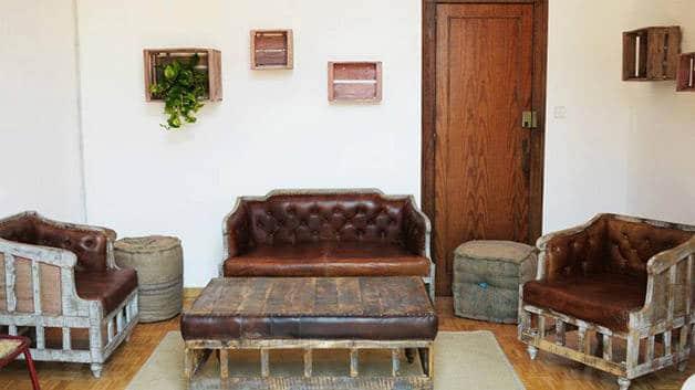 the hipstel une auberge de jeunesse de caract re. Black Bedroom Furniture Sets. Home Design Ideas