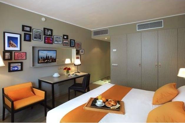 Citadines des appart 39 h tels hyper pratiques sur les ramblas for Appart hotel barcelone