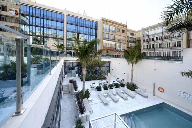 Hotel Centre De Barcelone Avec Parking