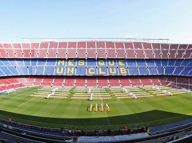 Le Mus 233 E Du Fc Barcelone Au Camp Nou