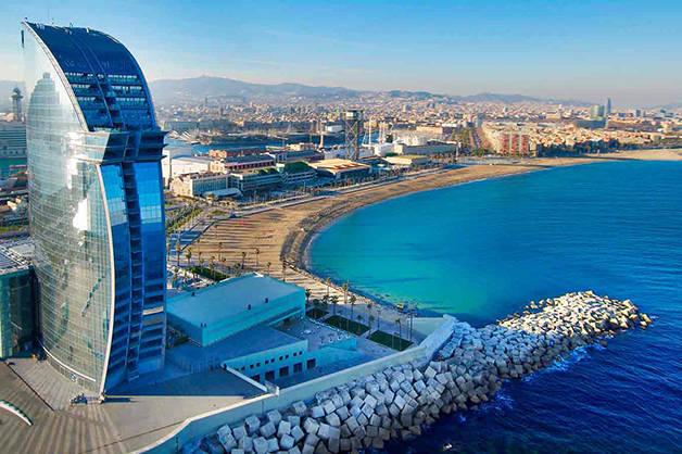 Préférence Les plages de Barcelone: infos pour se mettre dans le bain GS15
