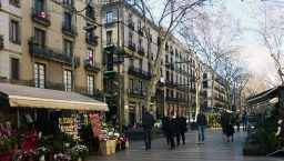 premier week-end Ramblas