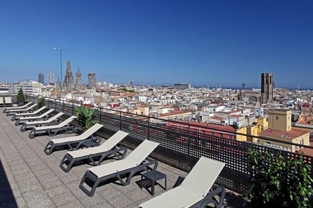 Appartements touristiques les bons plans de barcelone for Appart hotel barcelone
