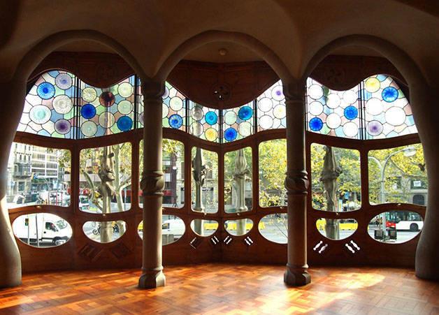 Casa batll la fantastique et nigmatique maison de gaud for Fenetre zenithale