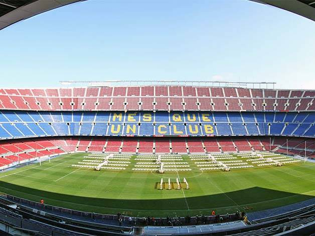 hotel madanis Camp Nou Barcelone