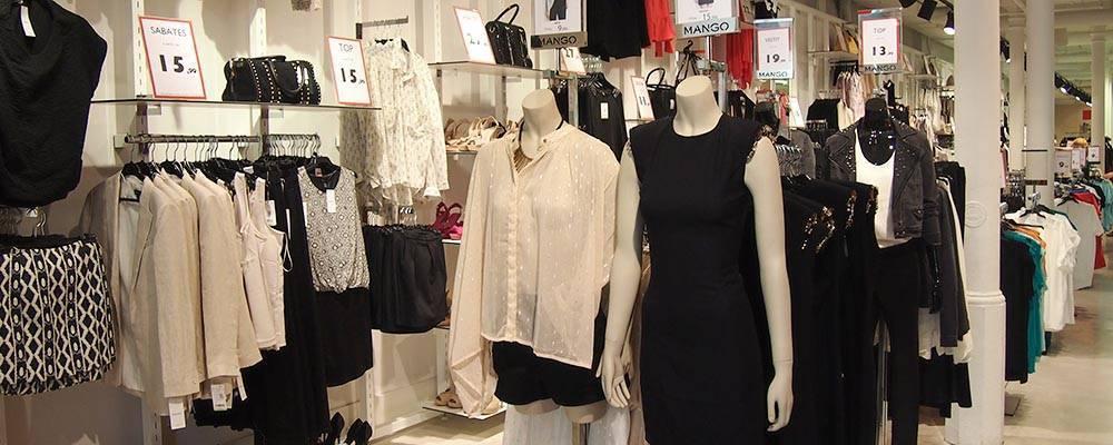 outlets mode barcelone faire du shopping prix cass s. Black Bedroom Furniture Sets. Home Design Ideas