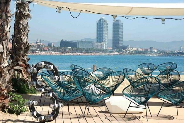 Top Les plages de Barcelone: infos pour se mettre dans le bain RE37