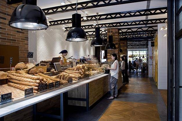 Praktik bakery l 39 h tel boulangerie insolite et gourmand for Hotel design a barcelone