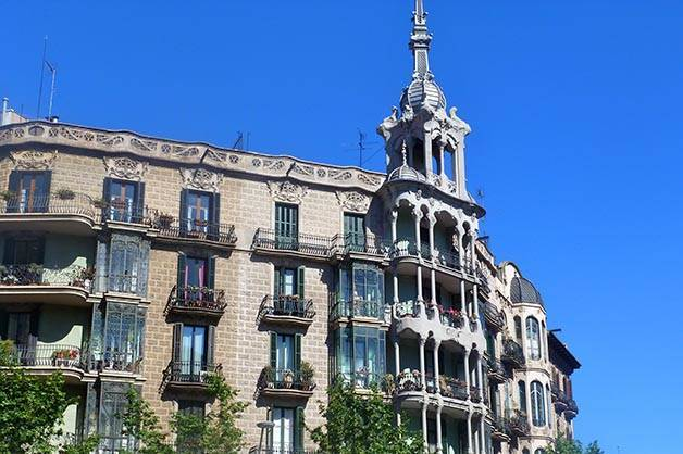 bon plan appartement barcelone
