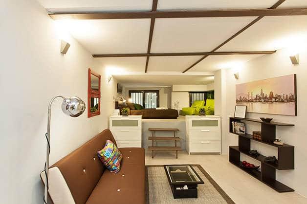 Louer un appartement avec des agents immobiliers fran ais - Location loft barcelone ...