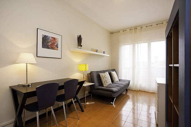 location appartement meuble barcelone longue duree