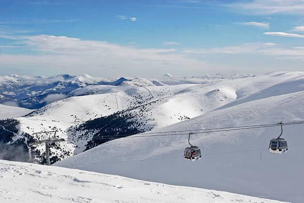 Une Excursion Ou Un Week End Au Ski Depuis Barcelone