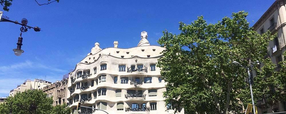Le passeig de gr cia architecture shopping et h tels chics - Hotel de charme barcelone ...