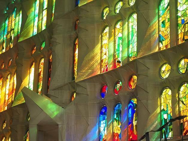 La Sagrada Familia De Gaud 237 Son Histoire Pass 233 E Et 224 Venir