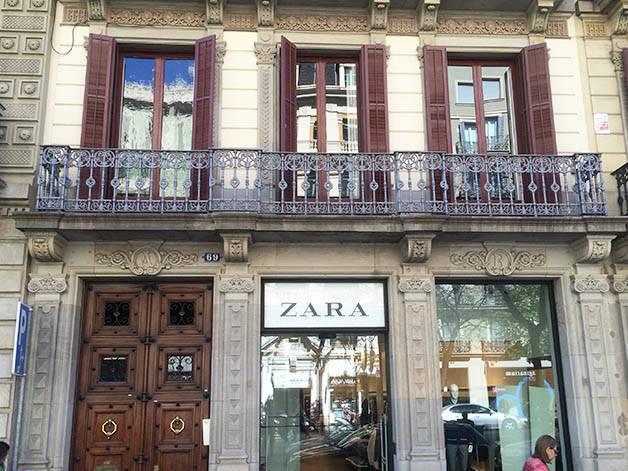 2a0c12dc187185 Shopping femme à Barcelone  nos bonnes adresses