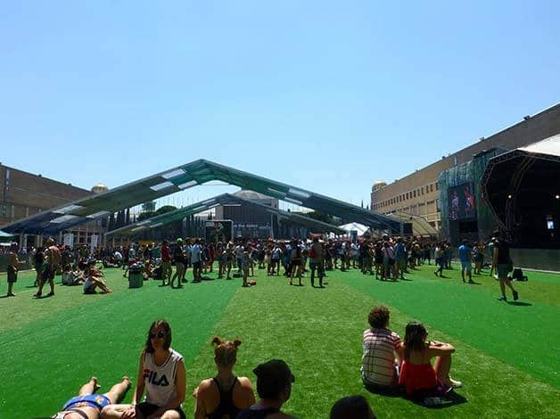 sónar by day Barcelone