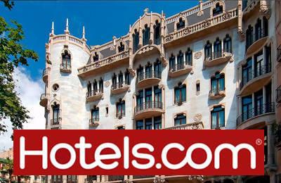 R server un h tel barcelone les bons plans de barcelone for Reserver un hotel en ligne