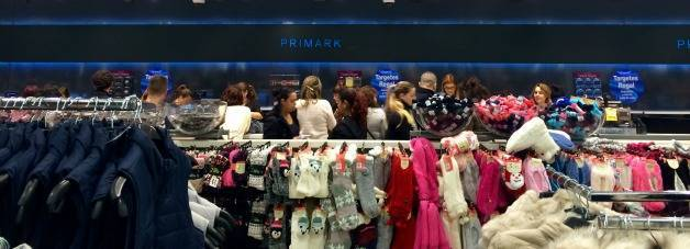 Primark Diagonal Mar Barcelone