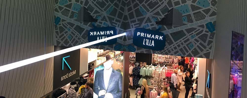 Primark barcelone shopping des prix hyper bas - Illa centre comercial ...