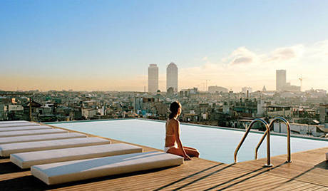 Les bons plans de barcelone visiter sans mod ration - Hotel de luxe a prix casse ...