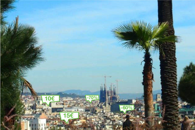 Les réductions Groupon  un bon plan pour économiser à Barcelone! 2bf1e9993c9f