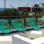 Le joli petit jardin du caf liad simo for Barcelo jardin mar