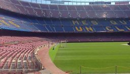 Camp Nou Barca Card