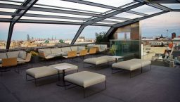 Hotel Tapa Tour : 83 3 Terrace Barcelone