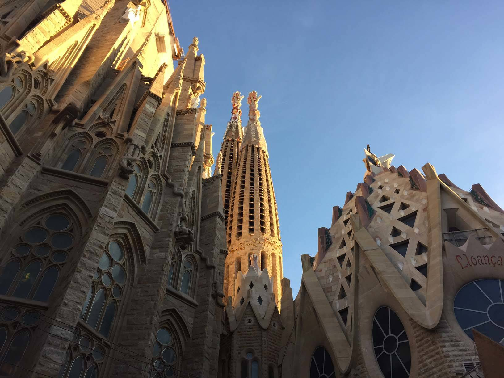 pass barcelone sagrada familia
