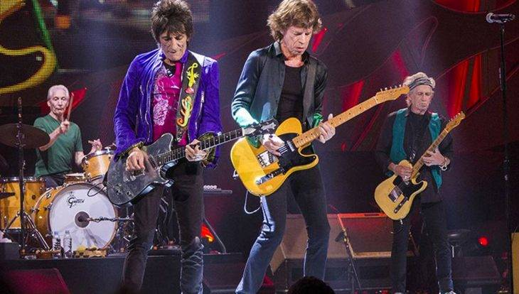 Concerts à Barcelone: Rolling Stones