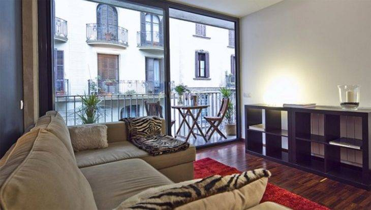 location de vacances à Barcelone: appartement centre-ville